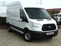 2015 Ford Transit 2.2 TDCi 350 125ps L3 H3 Van RWD 2 door Van