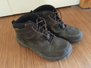 Keen Kid's Leather Hiking Boots Size 3