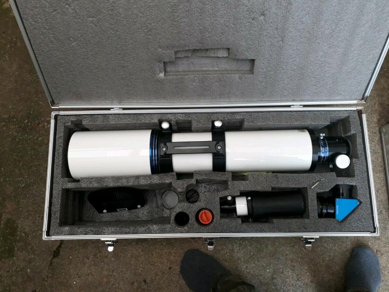 Meade Series 5000 APO 127mm Telescope   in Banff, Aberdeenshire   Gumtree