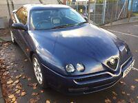 Alfa Romeo GTV Lusso 2.0 TwinSpark 2001 (swap Jag X)