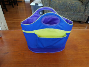 Blue Tote / Lunch Bag