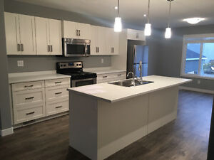 BRAND NEW – 3 Bedroom 2-Story Upstairs Suite for Rent