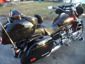 MINT HONDA VALKYRIE INTERSTATE 1500cc 6 CYL, CERTIFIED