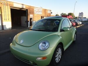 VOLKS BEETLE 2005 AUTOMATIQUE DIESE;
