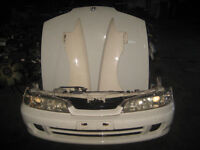 JDM ACURA INTEGRA DC2 B18C TYPE R FRONT END CONVERSION NOSE CUT