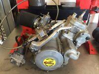 Cobra exc 100 factory quad engine