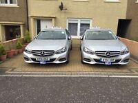 vip taxis falkirk with luxury cars offer fix price for all airport runs