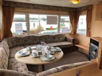 Stunning Family Static Caravan For Sale At The Sea View Eyemouth Holiday Park
