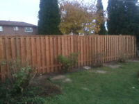 Fence and Gate-Renew and Repair -416-566-7025