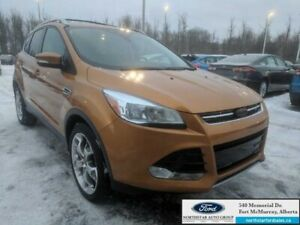 2016 Ford Escape Titanium|2.0L|Rem Start|Nav|Canadian Touring Pk