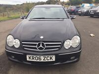 Mercedes CLK 200k 1.8 Coupe Avantgarde TIP