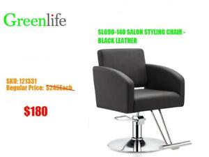 Greenlife Etobicoke Barber Styling Chair from $180
