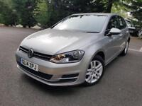 2014 Volkswagen Golf 1.6 TDI BlueMotion Tech S (s/s) 5dr