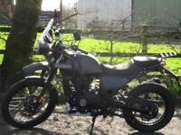 ROYAL ENFIELD HIMALAYAN, 8.9 APR FINANCE, LUGGAGE