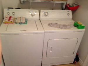 washer and dryer ONLY 250$
