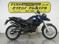 BMW F 650 GS 800cc, Low mileage, Blue, Excellent condition, MOT, Warranty