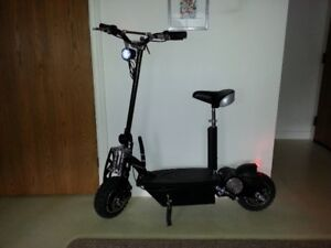 1600 Watt Electric Scooter, LAST ONE! Fastest on the Market!!