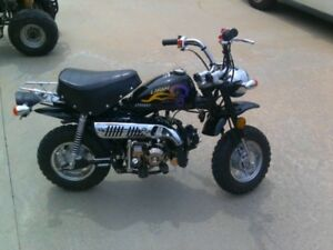 Wanted: cheap import 50cc project