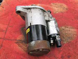 STARTER From a Jeep Cherokee 2001