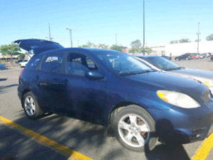 Amazing Deal Toyota Matrix 2004