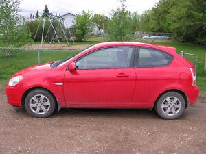 2008 Hyundai Accent L Coupe (2 door)