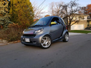 2010 Smart Fortwo Passion (Brabus)