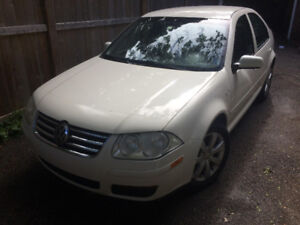 2008 City Jetta, Low Km's, Well Maintained