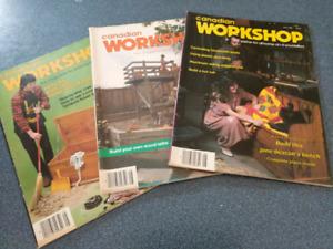 Canadian workshop magazines