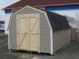 BABY BARN SHED (10X14)