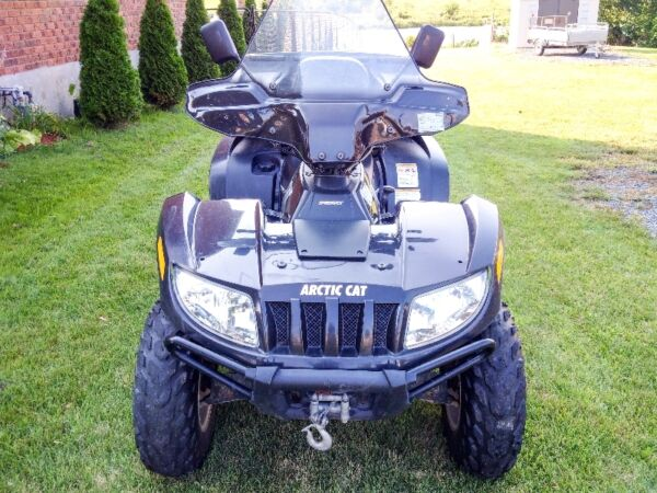2007 Arctic Cat 2007 Arctic Cat 650 H1 4x4 Automatic TRV