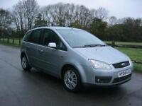 Ford Focus C-MAX 1.8 16v Ghia 72,000 Miles, Needs Some Work