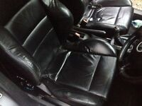 Vw golf MK4 Recaro interior leather heated seats and door cards