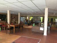 Location de salle pour tous genres d'événements + Option buffet!