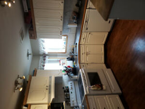 4 bed 3 bath duplex for rent Aug 10th