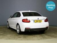 2014 BMW 2 SERIES 220i M Sport 2dr Coupe