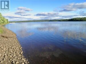 Nice water front lot for your Dream Home or Cottage!!