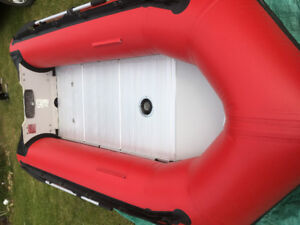 12' inflatable boat