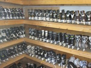 Need Skates! Come See Us First-Quality Used Skates-youths/adults