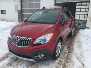 2014 Buick Encore, AWD TURBO, fully loaded, leather int