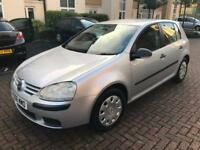 2006 Volkswagen Golf 1.9TDI S - NEW CLUTCH - MOT 12/09/2018