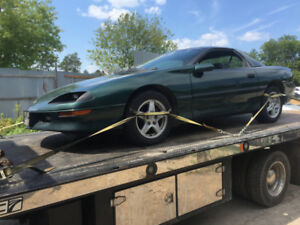 1997  CHEVROLET   CAMARO PARTING OUT