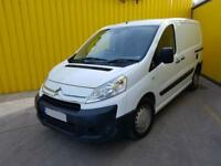 2008 CITROEN DISPATCH 1200 1.6 HDI 90 SWB, category S