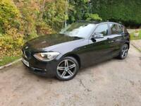 2014 BMW 1 Series 116i Sport 5dr HATCHBACK Petrol Manual