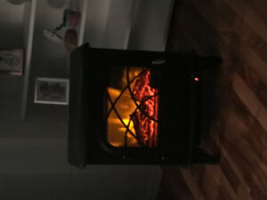 New Fireplace Space Heater