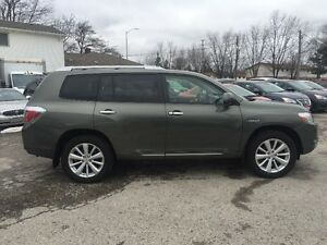2008 TOYOT HIGHLANDER AWD NAVIG LEATHER AUTO CERTIFIED & E-TEST London Ontario image 20