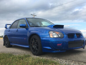 2005 Subaru WRX STi For Sale