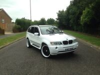BMW X5 3.0d customised