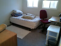 Room for Rent in Clean Quiet Home Near College