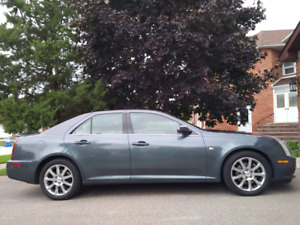 2007 Cadillac STS V6 with Performance Pkg (LSD)