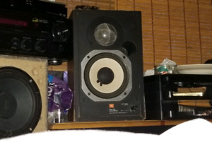 JBL 4401 studio/controled speaker (1 only)